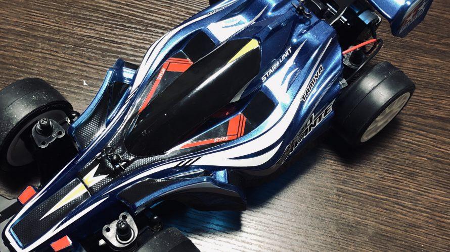 ラジコン(タミヤ スターユニットシリーズ No.02 1/14 RC エアロアバンテ)